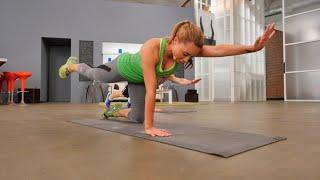 #GetActiveNow - Beginner Core Workout