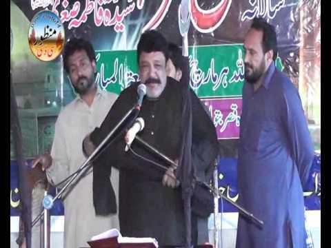 Zakir Naveed Ashiq New Qasida  Majlis 10 Mar 2017 Qasir e Batool Kalera