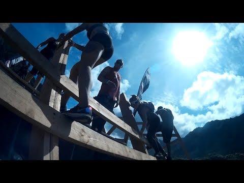 2017 Spartan Race - Beast + Sprint - Hawaii Kualoa Ranch