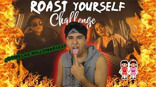 Roast Yourself Challenge calle y poche (Vídeo Reacción) - Juan Garzón