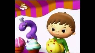 Charlie en de Getallen - 3 ijsjes