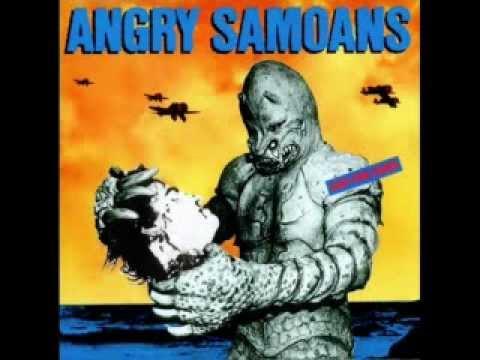 Angry Samoans - Back From Samoa ( Full Album )
