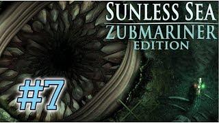 [Episode 7] Sunless Sea: Zubmariner Edition PS4 Gameplay [Iron Start]