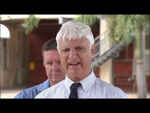 Australian MP Bob Katter Segues from Gay Marriage to Croc Attacks