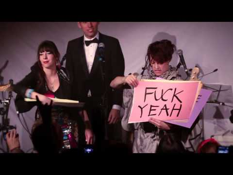 Paris Karaoke Sing-A-Long with Amanda Palmer & The Grand Theft Orchestra - La Maroquinerie