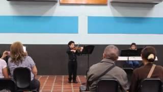 Joan Sebastian - Fritz Kreisler Variations Corelli in style of Tartini