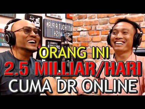 CARA DAPETIN 2.5 MILLIAR / HARI DARI BISNIS ONLINE - NO HOAX!!