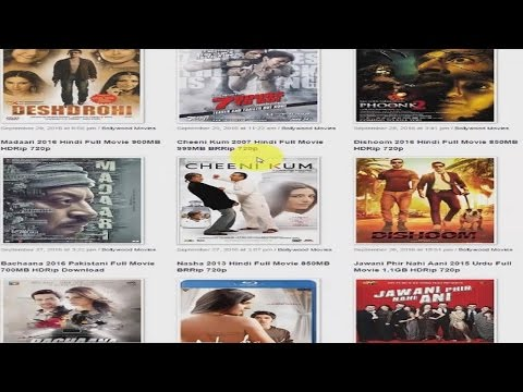 How to download Lastest Movies in hd 1080p...