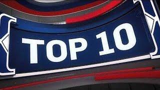 NBA Top 10 Plays Of The Night   October 11, 2021