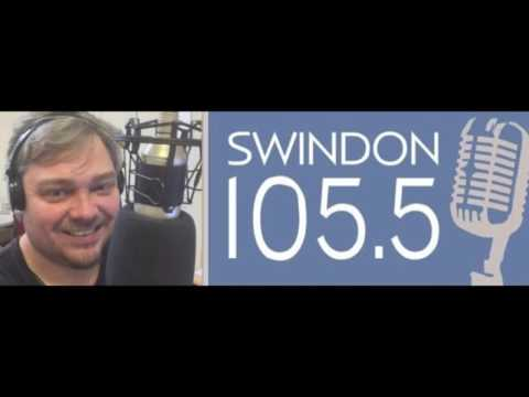Trysette - Radio Interview with Brandon Smith - Swindon 105.5