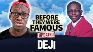 DEJI | Before They Were Famous | KSI Vs DEJI Family Feud