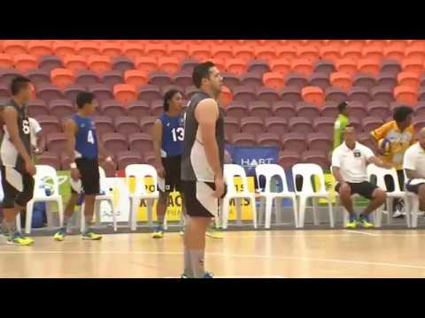 Pacific Games   2015  D10 VOLLEYBALL M M11 GUAM vs SOLOMON IS