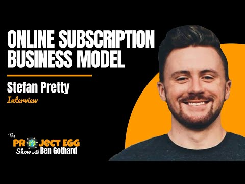 Stefan Pretty: The Secret Behind The Most Successful Subscription Businesses