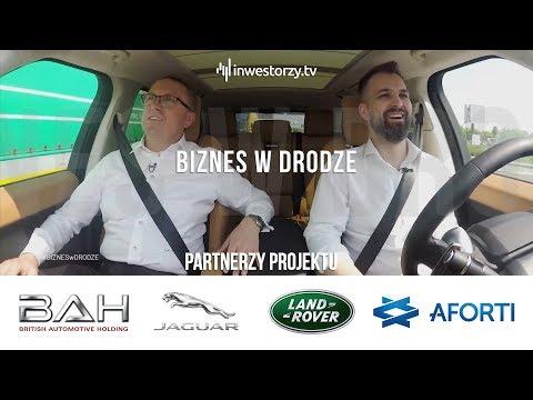 #BIZNESwDRODZE, odcinek 3, Arkadiusz Miętkiewicz, British Automotive Polska