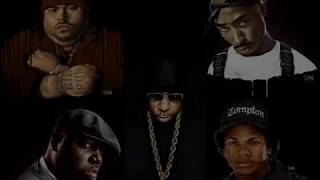 The Tribute (2Pac, Biggie,Eazy E,Pun,Big L RIP)