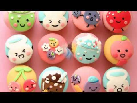 Easy cute cupcake decorating ideas - YouTube