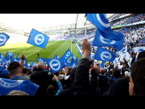 We're On Are Way Bhafc V Bcfc 2016/17