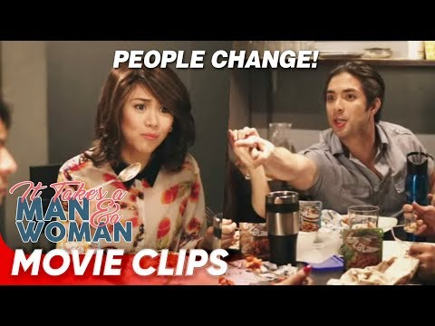Change Is The Answer!   'It Takes A Man And A Woman'   Movie Clips