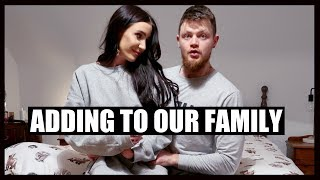 Our Family Is Growing | Life Update