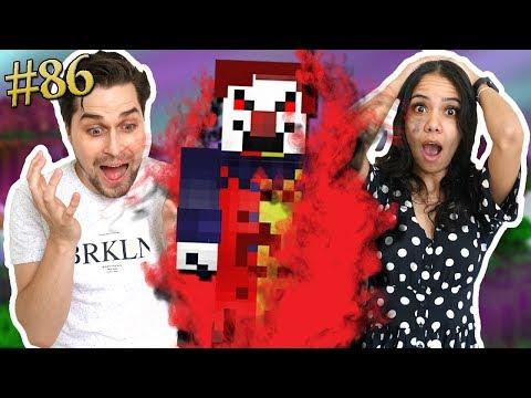 We schrokken ons KAPOT!😭 - Jungle Survival #86 Minecraft