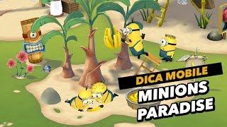 Dica de download mobile do dia: Minions Paradise