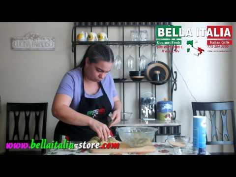 How to prepare Italian zucchini fritters