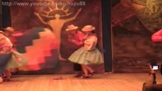 Ballet Folklórico América Morena - Moseñada [Viedma 2009]