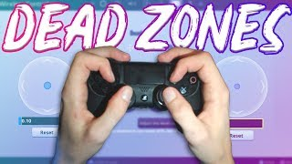 Download Best Deadzone Settings For Controller Fortnite Deadzone