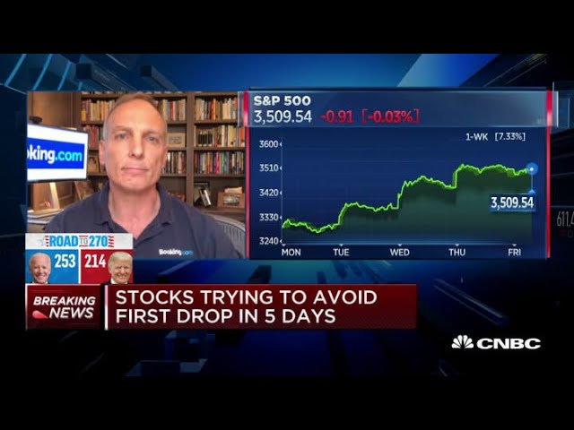 Booking Holdings CEO: People felt more comfortable in hotels as virus cases went down