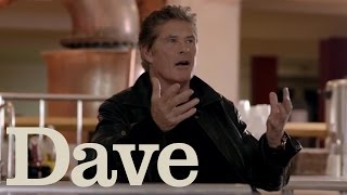 Casting David Hasselhoff | Hoff the Record | Dave