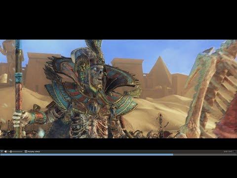 Totalwar: warhammer 2 rise of the tomb kings |