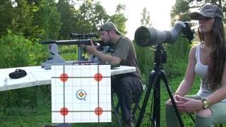 Tactical Solutions SB-X, Ruger 10-22 Takedown Accuracy Test thumbnail