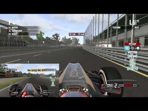 F1 2011 Coop Season 4 Italy