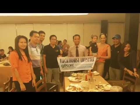 Vacationist Lifestyle: Manila Team