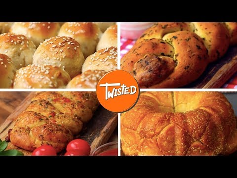15 Homemade Bread Recipes