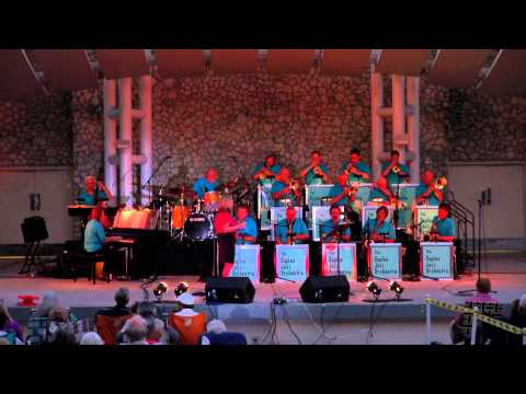 THE NAPLES JAZZ ORCHESTRA with MICHELLE AMATO - THE SECOND TIME AROUND