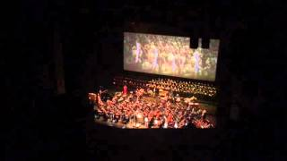Lord of the rings- istanbul concert- isildur