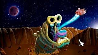 Angry Birds Star Wars Злые Птички прохождение игры Серия 12