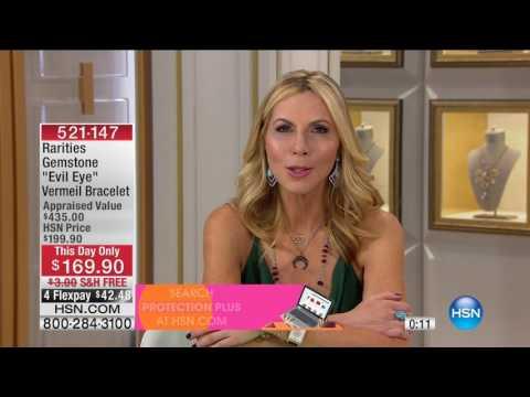 HSN   Rarities Fine Jewelry with Carol Brodie 01.09.2017 - 10 PM