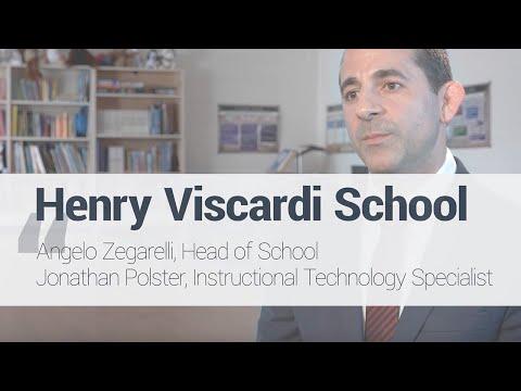 Teq™ Customer Testimonials:  Henry Viscardi School