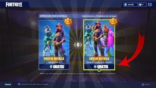 "HOW TO GET THE *BATTLE PASS 6 FREE IN FORTNITE* ""FREE PAVOS"" Fortnite Battle Royale"