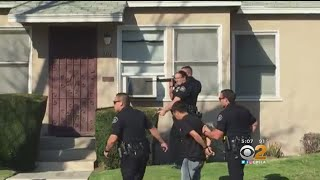 Police Swarm Burbank Man Locked Out Of Own Apartment, Handcuff Him At Gunpoint