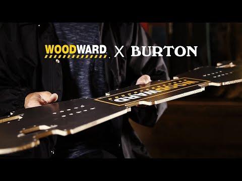The Burton ParkBoard at Woodward