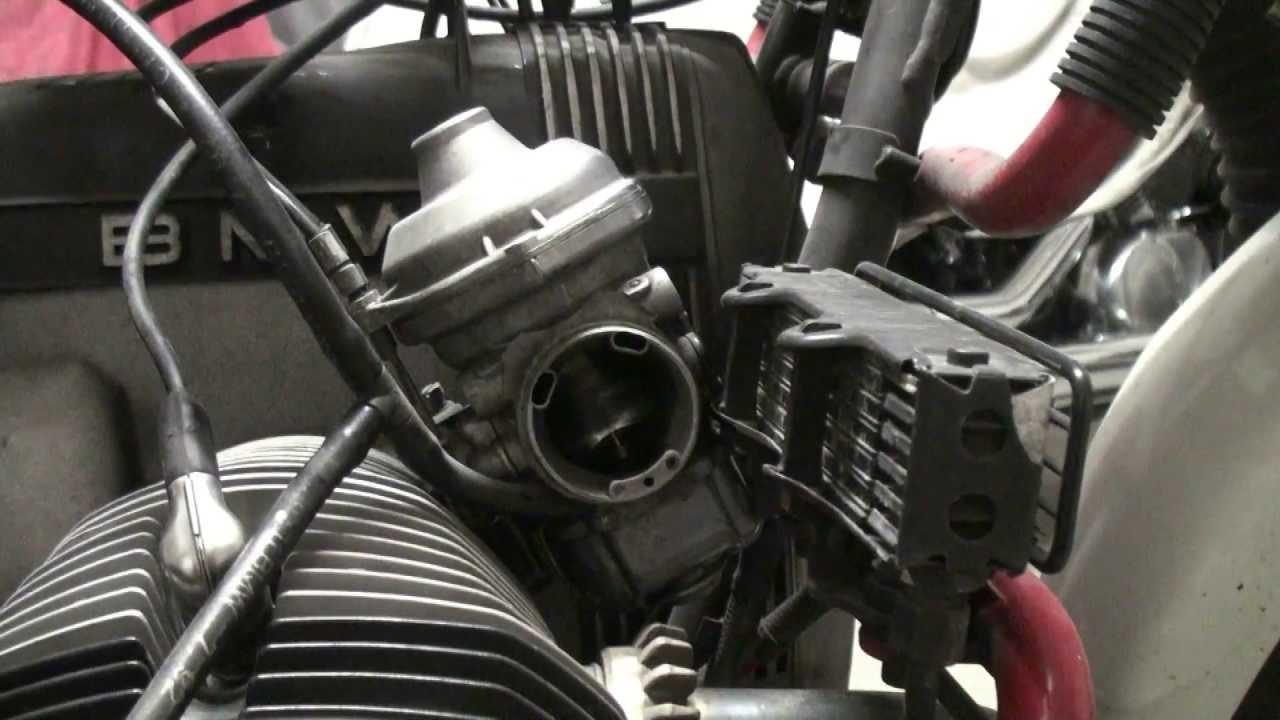 Honda Crf 80 >> motorrad bmw r100gs - getriebe ausbauen - YouTube