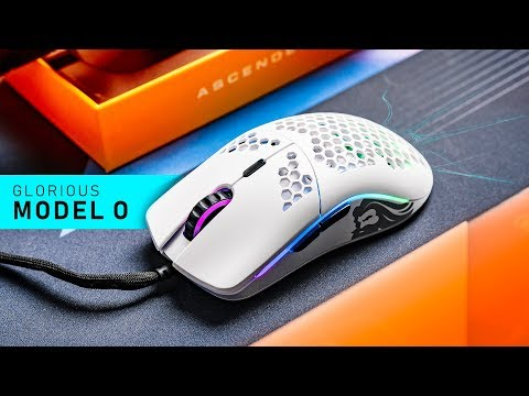 This Is My New FAVORITE Gaming Mouse - Glorious Model O Review