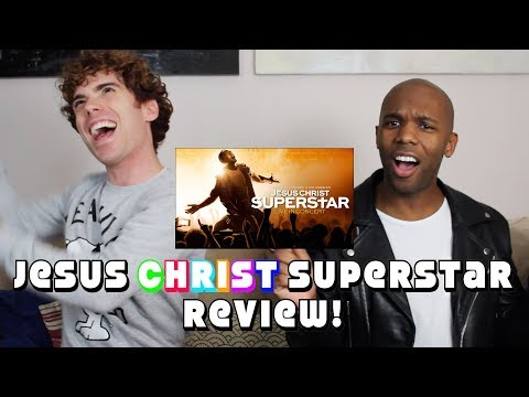 NBC's Jesus Christ Superstar Review!