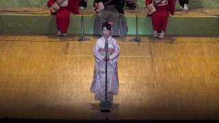 2015.3.11 熊本市民会館大ホール 人づくり基金コンサートVol.4 民謡 力...