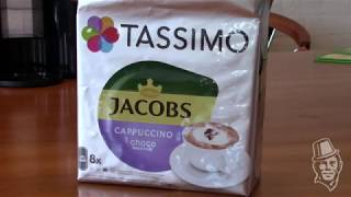 jacobs - Cappuccino Choco For Tassimo