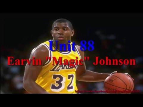 Learn English Via Listening Level 3 Unit 88 Earvin Magic Johnson
