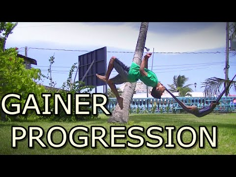 Gainer Progression- 3 DAYS